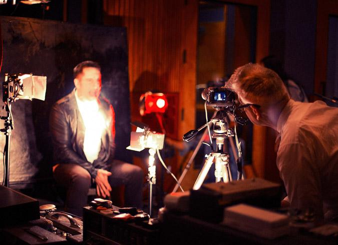 Trent Reznor & David Lynch
