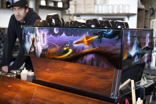 See See Motor Coffee