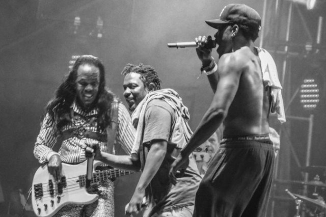 Earth, Wind and Fire with Kendrick Lamar and Chance the Rapper