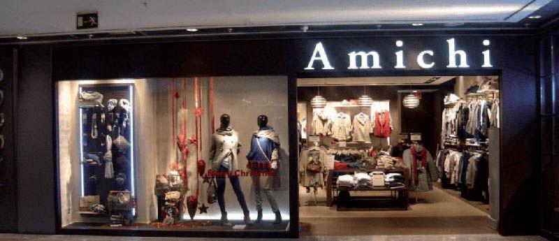 Proyecto seguridad tienda Amichi - ITM Seguridad