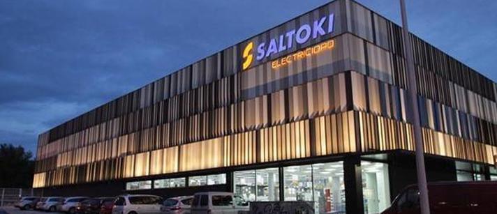 Proyecto seguridad Saltoki Bilbao
