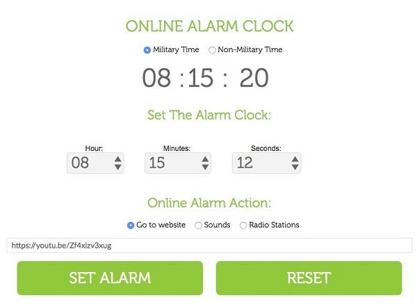 Online Alarm Clocks An Innovation Of
