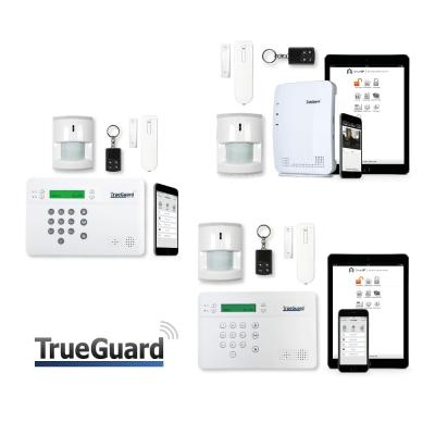 TrueGuard Alarm - Startpakker