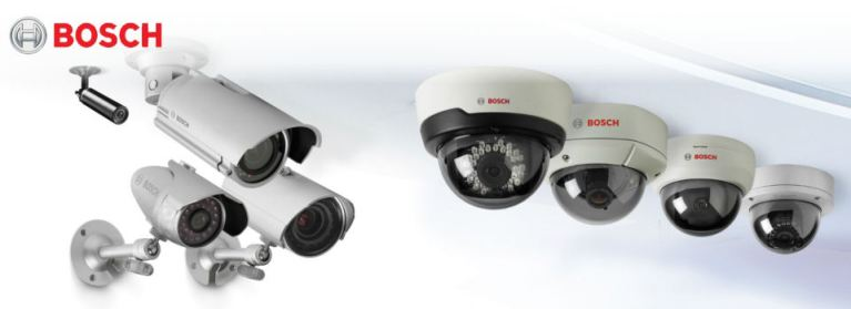 vidéo surveillance bosch
