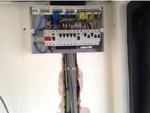 New Electrical Rewire Norton Sheffield S10