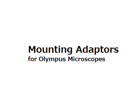 Product categories Narishige Microscope Adapters