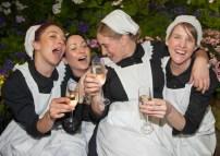 Naughty Maids (photo © Stu Morley)