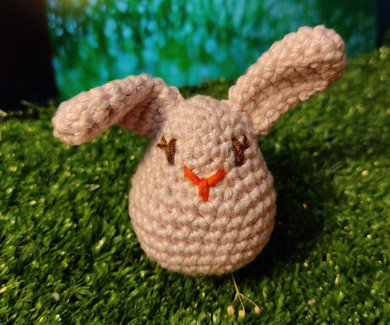 Conejito huevo de Pascua