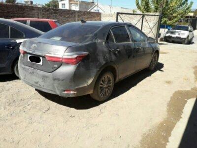 Catriel25Noticias.com auto-robado-toyota Catriel. Circulaba en auto robado. Fue detenido Destacadas LOCALES