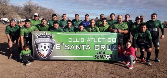 liga senior santa cruz
