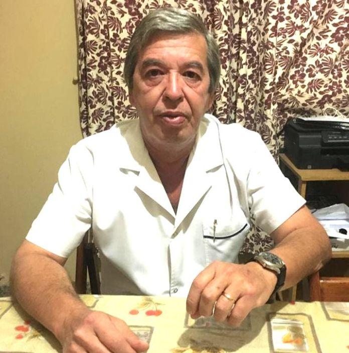 """Catriel. Caso positivo de COVID19. Director de Clínica Perón: """"Seguimos el protocolo como corresponde"""""""