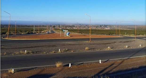 Catriel: Nación transfirió más de 42 millones para obras en el nuevo Parque Industrial