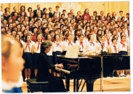"""40-годишнина на """"Бодра смяна"""", 1986 г."""