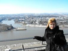Кобленц (Германия) - март, 2010 г.
