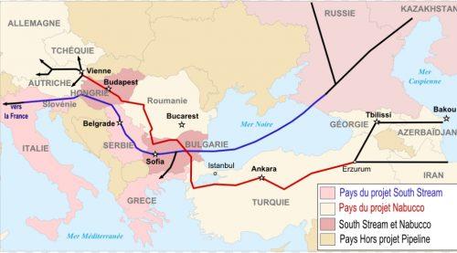 Putin Defends South Stream Pipeline