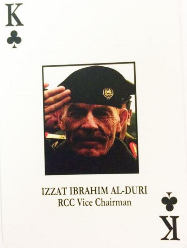 Saddam Hussein Deputy Killed in Tikrit