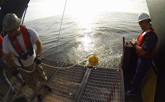New NOAA Effort Underway to Monitor Underwater Sound