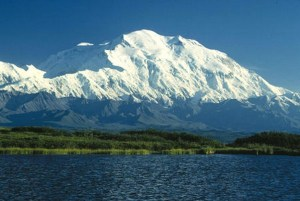 The Nation's highest peak has been renamed Denali. Image-National Park Servic e