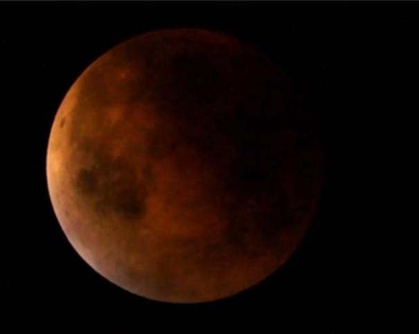 Rare Lunar Eclipse Seen by Stargazers Worldwide, Alaska Left Out