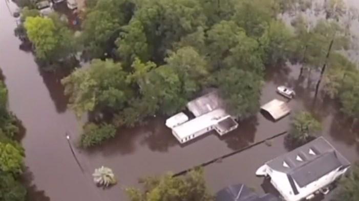 South Carolina Faces Epic Flooding