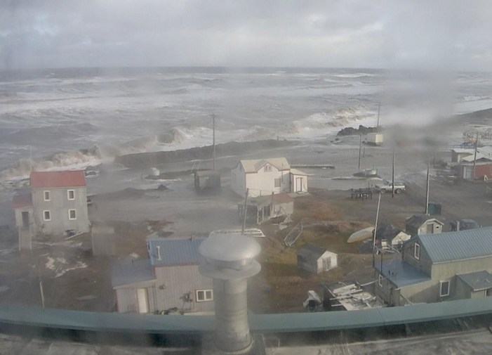 Governor Walker Accepts FEMA Support for North Slope Borough Coastal Erosion