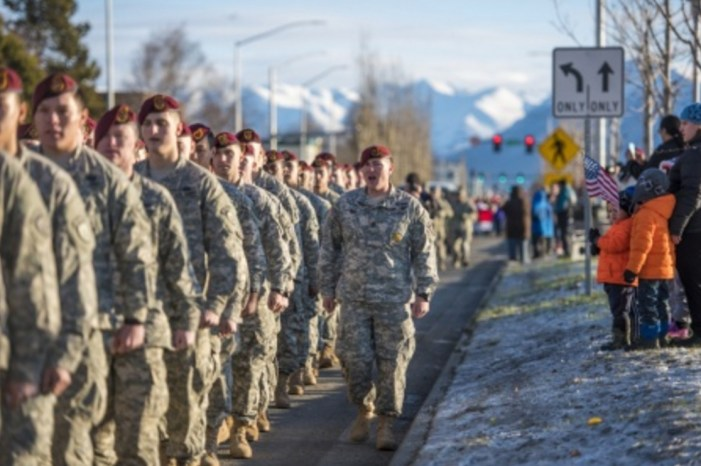 Public invited to virtual Alaska Veterans Day Ceremony
