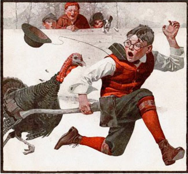 Happy Thanksgiving to Our Readers Everywhere!
