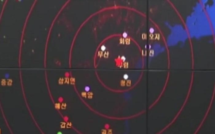 China Condemns North Korea's Purported Hydrogen Bomb Test