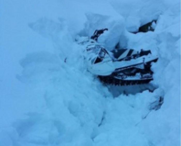 Coast Guard Rescues Missing Juneau Snowmobiler
