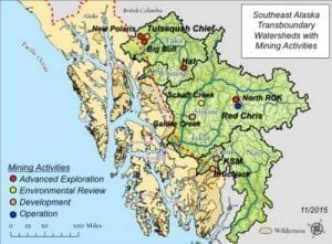 Threats to Southeast Alaska's Salmon & Clean Water to be Explored at Alaska Forum Event