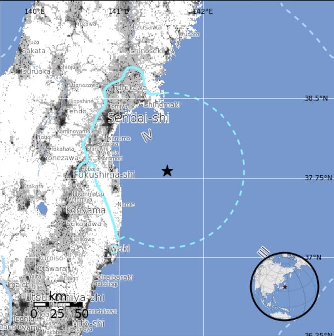 Third Major Quake in a Week Strikes Japan's Coast