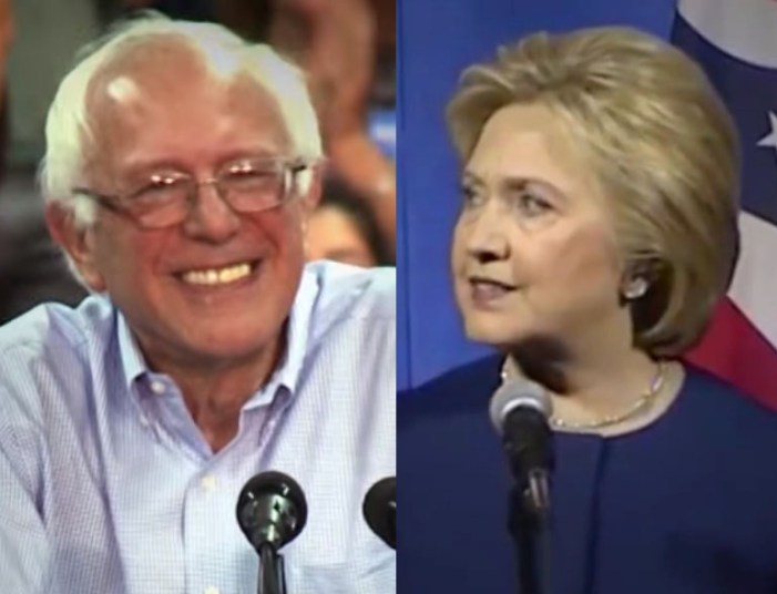 Sanders to Join Clinton at New Hampshire Campaign Rally