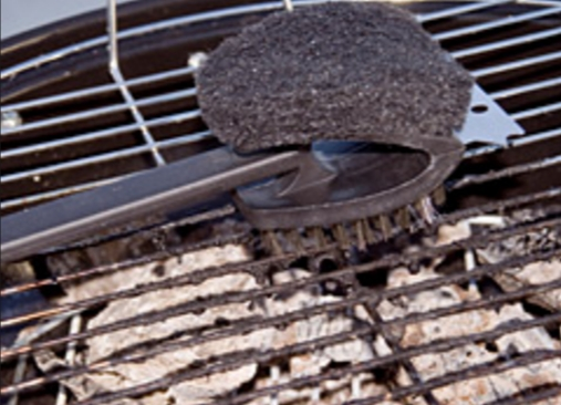 Grill with Caution: Wire Bristles from Barbecue Brushes Can Cause Serious Injuries