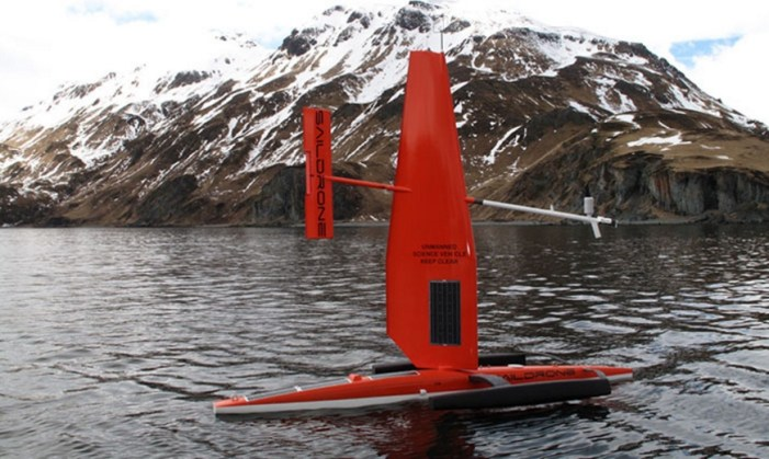 Unmanned 'Saildrones' Depart Once Again from Dutch Harbor on Bering Sea Data-Gathering Mission