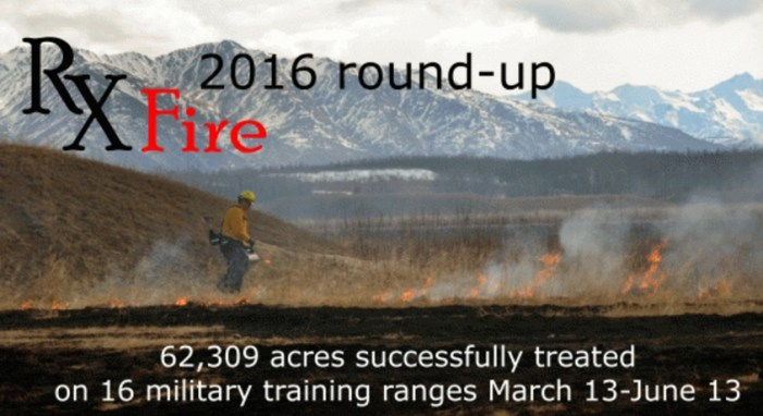 BLM, U.S. Army Implement Successful Prescribed Fire Projects