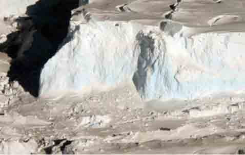 Collapse of the Thwaites Glacier Could Cause as Much as Nine Feet of Sea-Level Rise