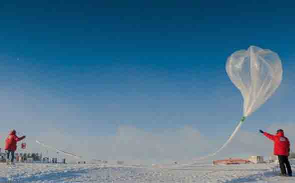 Antarctic Ozone Hole about Average in 2016