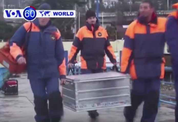 Data Recorder From Russia Plane Crash Recovered