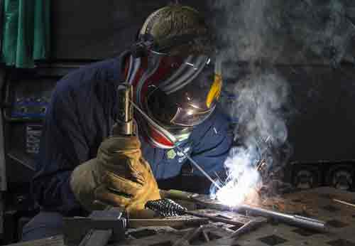 Low Levels of Manganese in Welding Fumes Cause Neurological Problems