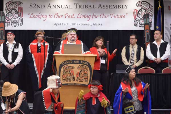 Tribe Adjourns 82nd Annual Tribal Assembly