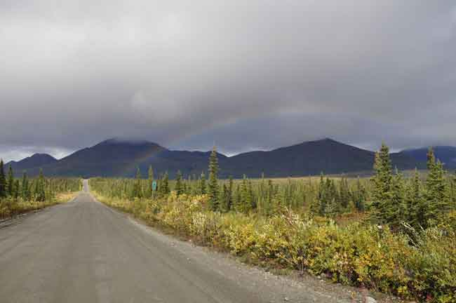 Night Closures Scheduled for Denali Highway on 9/9, 9/11 and 9/13/17