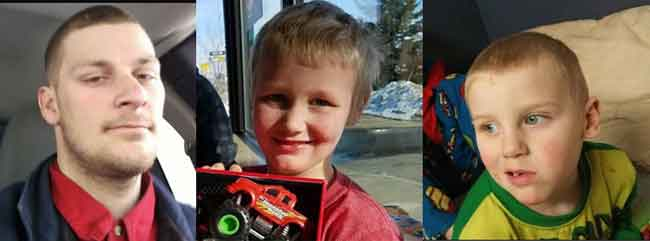 AST Seeks Information on Father and Sons Reported Missing in Interior
