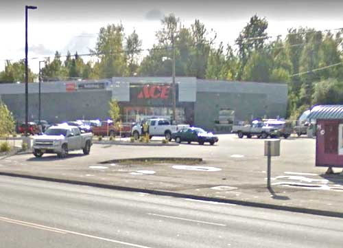 Robber Shot and Captured During ACE Hardware Heist