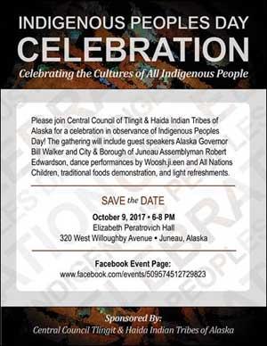 Indigenous Day Celebration-Juneau