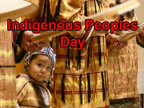 Indigenous Peoples' Day Celebration at Alaska Pacific University