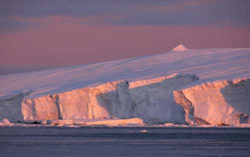 Massive East Antarctic Ice Sheet has history of instability