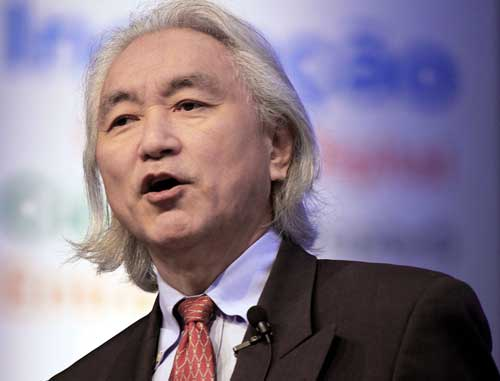 Dr. Michio Kaku, world-renowned theoretical physicist and co-founder  of string field theory, joins ANSEP for 23rd Celebration