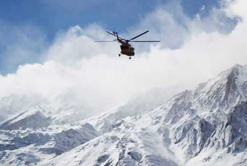 State Media: Iranian Rescue Teams Locate Wreckage of Plane Crash