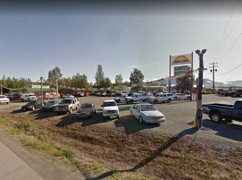 Wasilla Car Thieves Ram Pursuing Vehicle