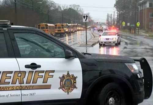 Two Teens Injured, Gunman Dead in Maryland School Shooting
